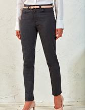 Ladies`` Performance Chino Jeans