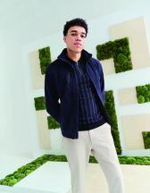 Honestly Made Recycled Full Zip Fleece Jacket